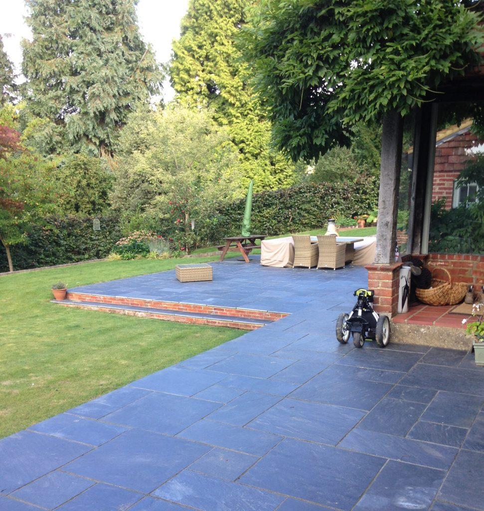 Landscape Design Surrey: Garden Redesign And Landscaping In Brockham